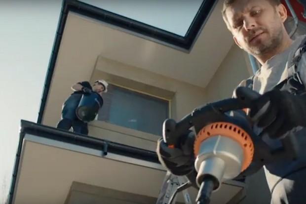 Утепление частного дома с помощью современной технологии CERESIT