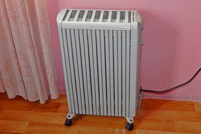 Масляный радиатор для дачи