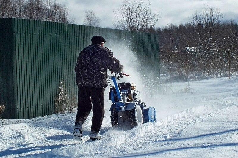 Что нужно знать, для того чтобы выбрать снегоуборщик?