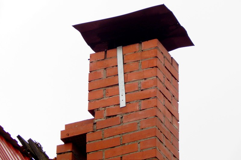 Ремонт дымовой трубы - как отремонтировать трубу дымохода