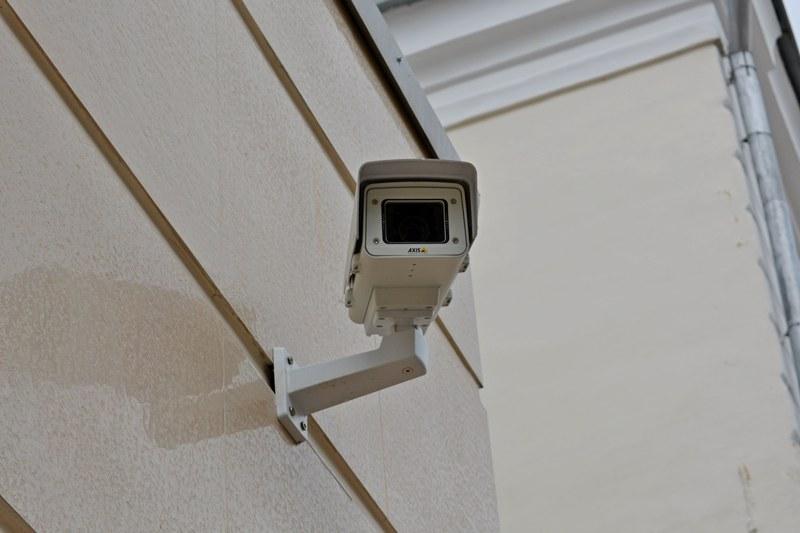 Технология охраны дачи - три уровня защиты