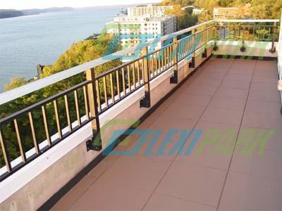 Обустройство лоджий и балконов: выбор покрытий для оснащения полов